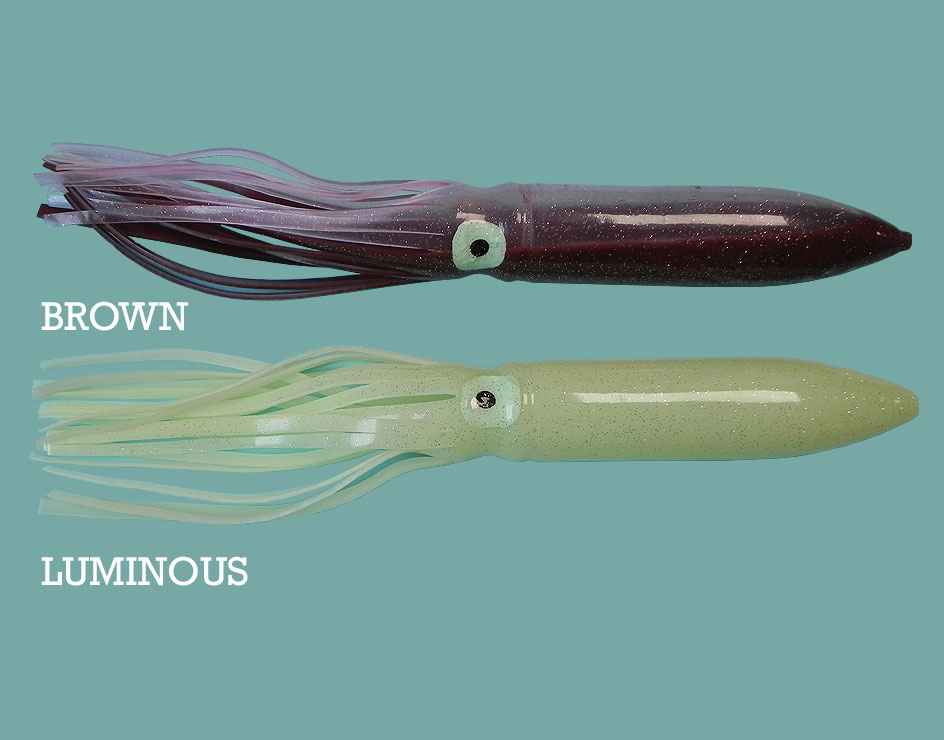 Vinyl Squid Lures